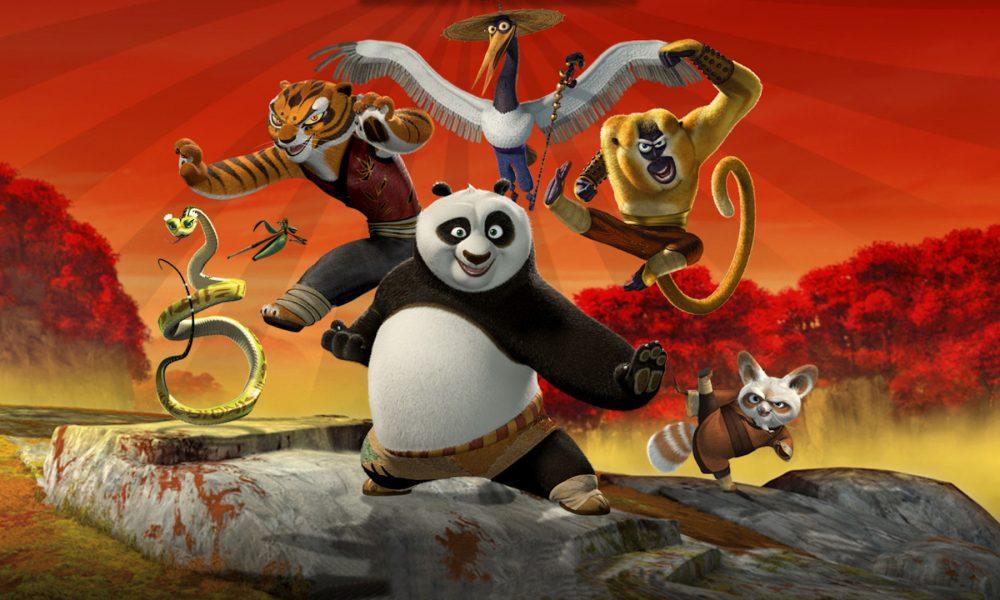 Kung Fu Panda 3 (A Franquia da  DreamWorks):