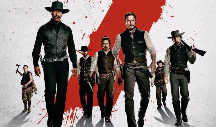 Sete Homens e um Destino: Veja novo trailer