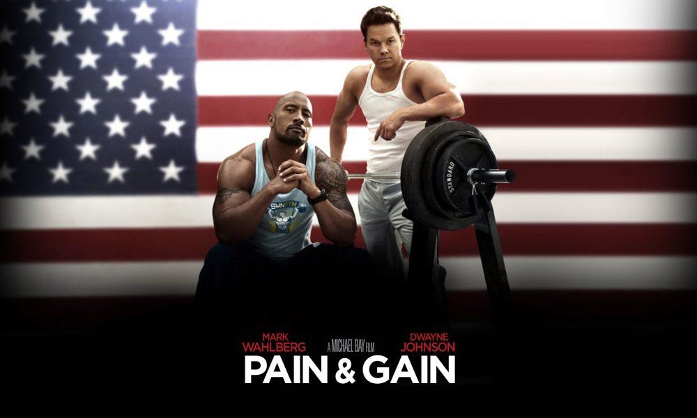 Sem Dor, Sem Ganho – Pain & Gain ( 2013):