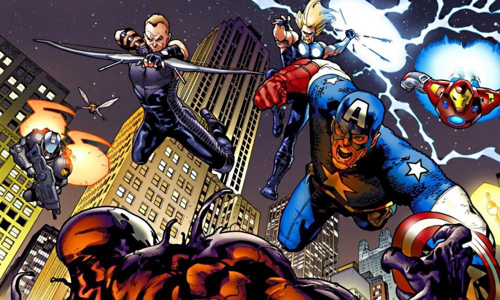 Vingadores: Os Supremos (Animações da Marvel):