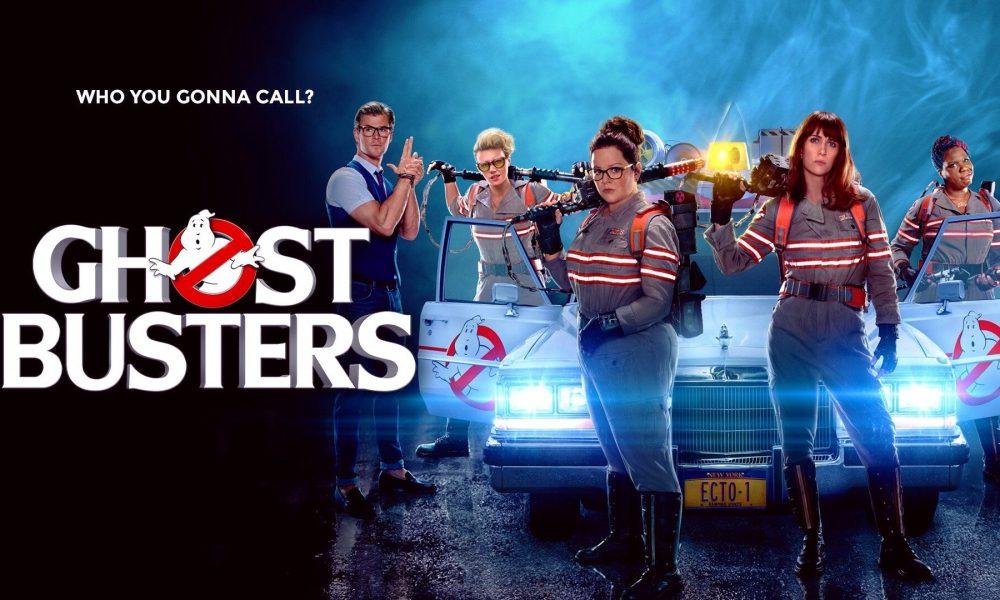 Os Caça-Fantasmas: The Ghostbusters (2016)