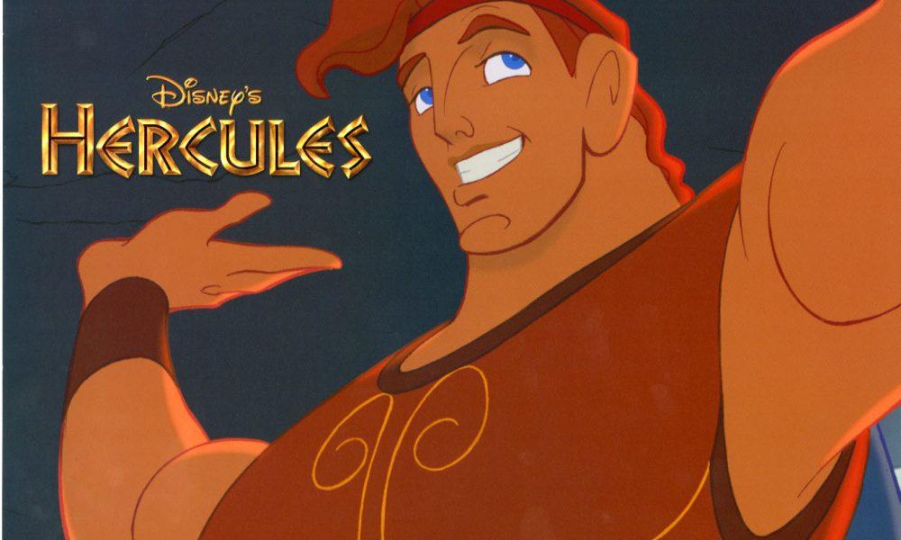 Hércules – Animação da Disney (1997):