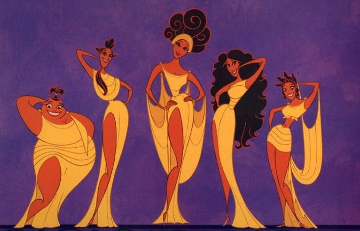Hercules Animacao Da Disney 1997 Noset