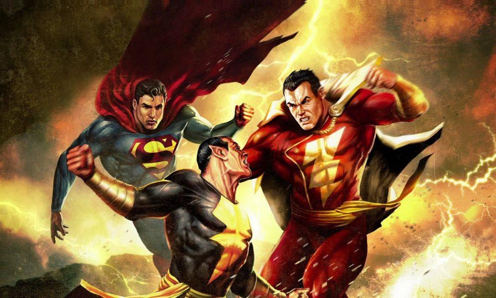 DC Showcase: Superman & Shazam!: O Retorno do Adão Negro (2010):