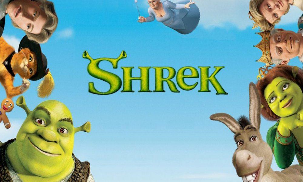 Shrek: A Franquia da Dreamworks (2001 – 2010):