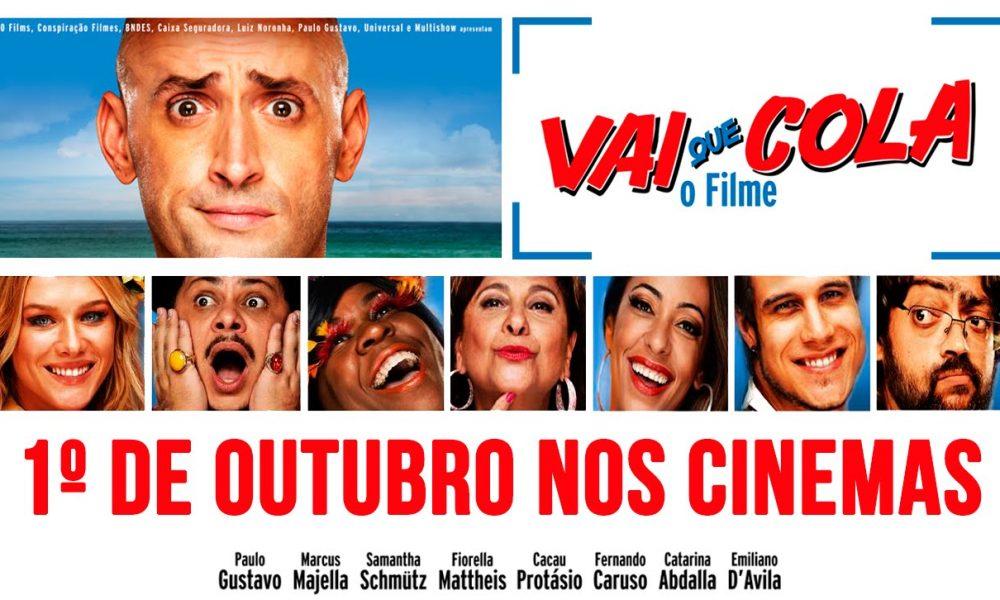 Vai Que Cola – O Filme (2015):