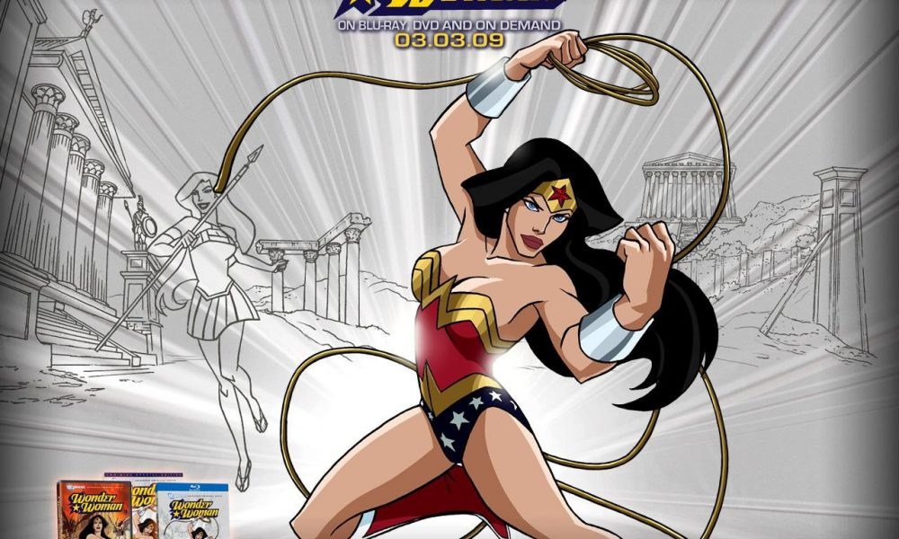 Mulher Maravilha ( Wonder Woman – 2009):