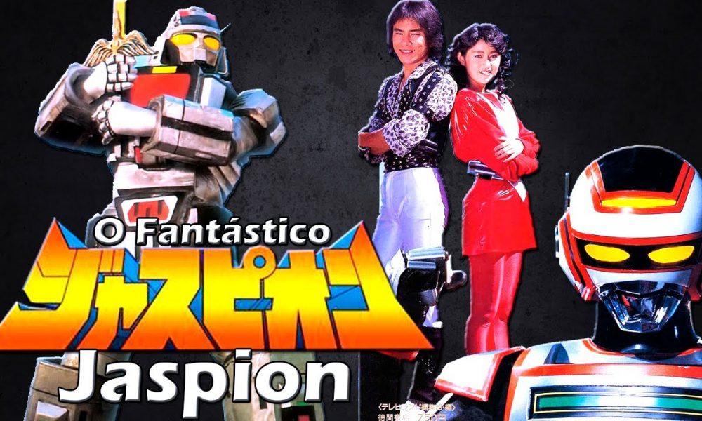 Jaspion (1985/1986):