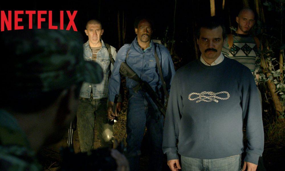 Narcos: Clipe mostra como Pablo Escobar escapou da prisão La Catedral