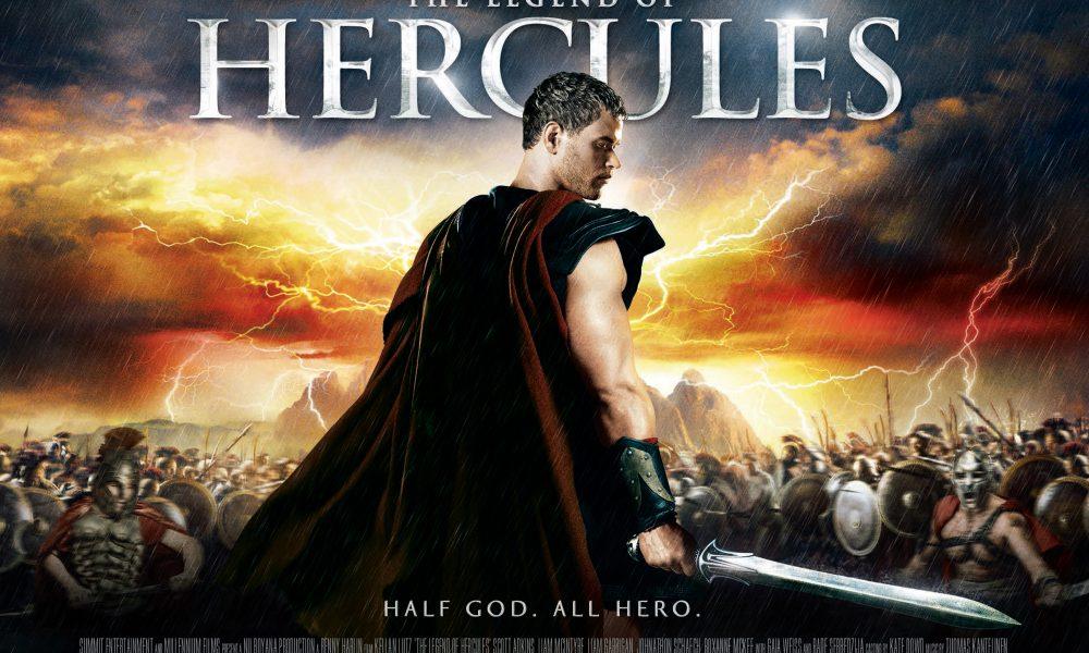 The Legendo of Hercules (2014):