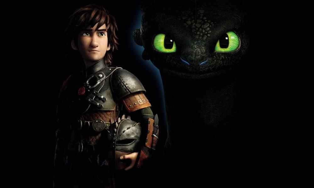 Como Treinar seu Dragão da DreamWorks Studios (2010 a 2014):