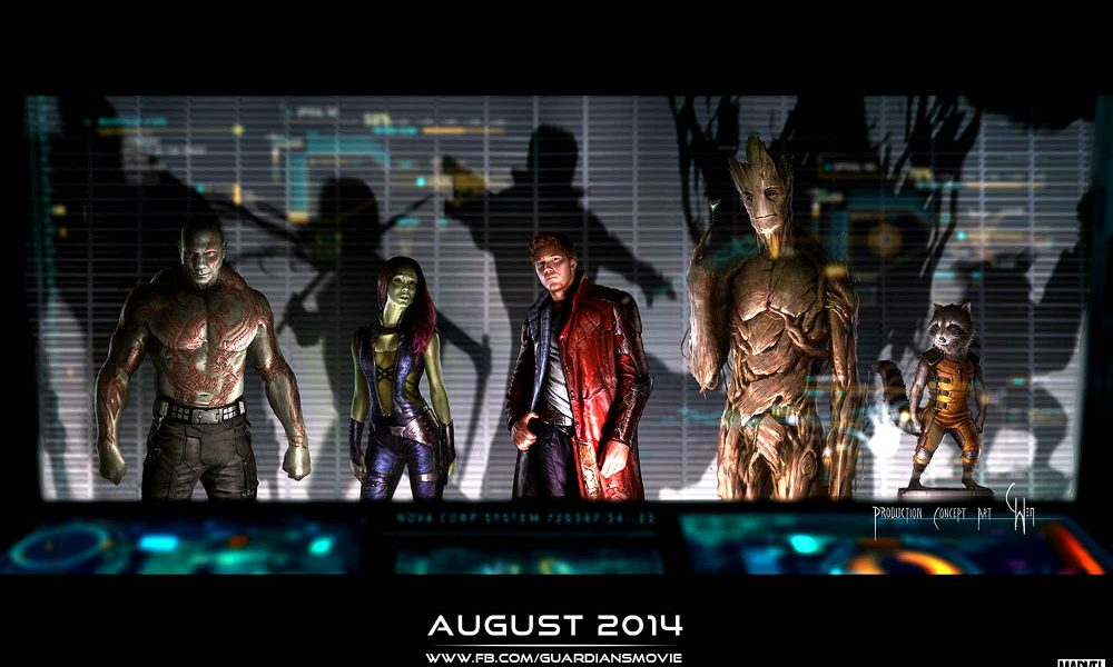 Guardiões da Galáxia (2014):