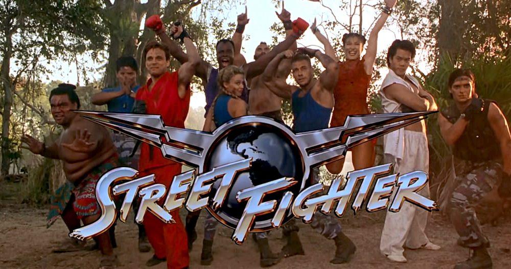 A Franquia Street Fighter Live Action (1994/2009/2014):