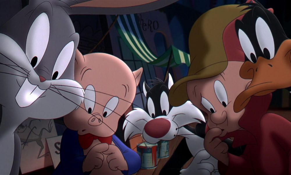 Space Jam (1996) & Looney Tunes: Back in Action (2003):