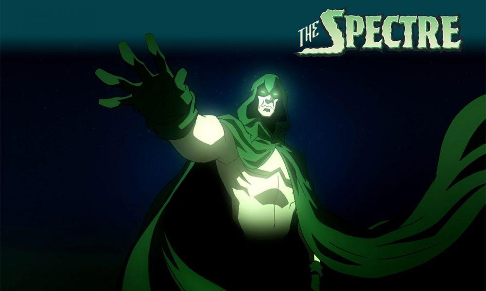DC Showcase: O Espectro da DC Comics