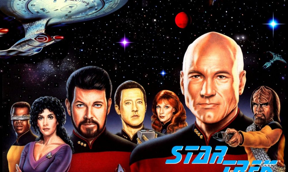 Star Trek: The Next Generation (1987 – 1994):