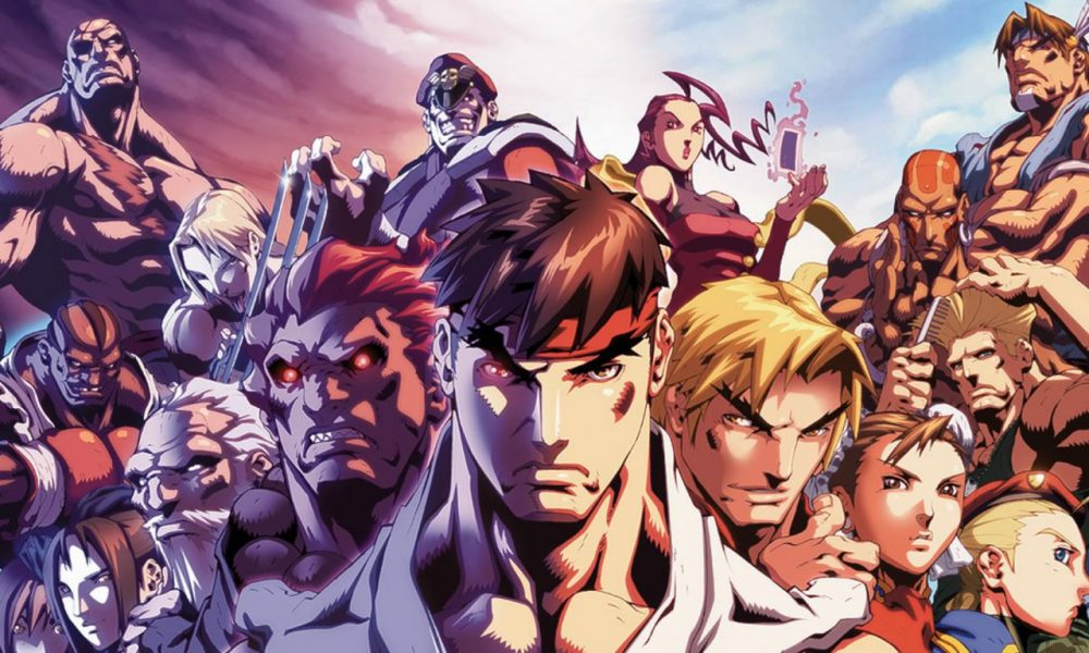 Street Fighter: The Animate Series (1995 – 2005):