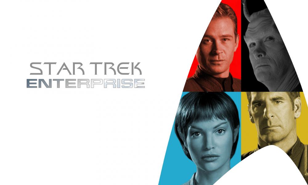 Star Trek: Enterprise (Série TV 2001 – 2005):