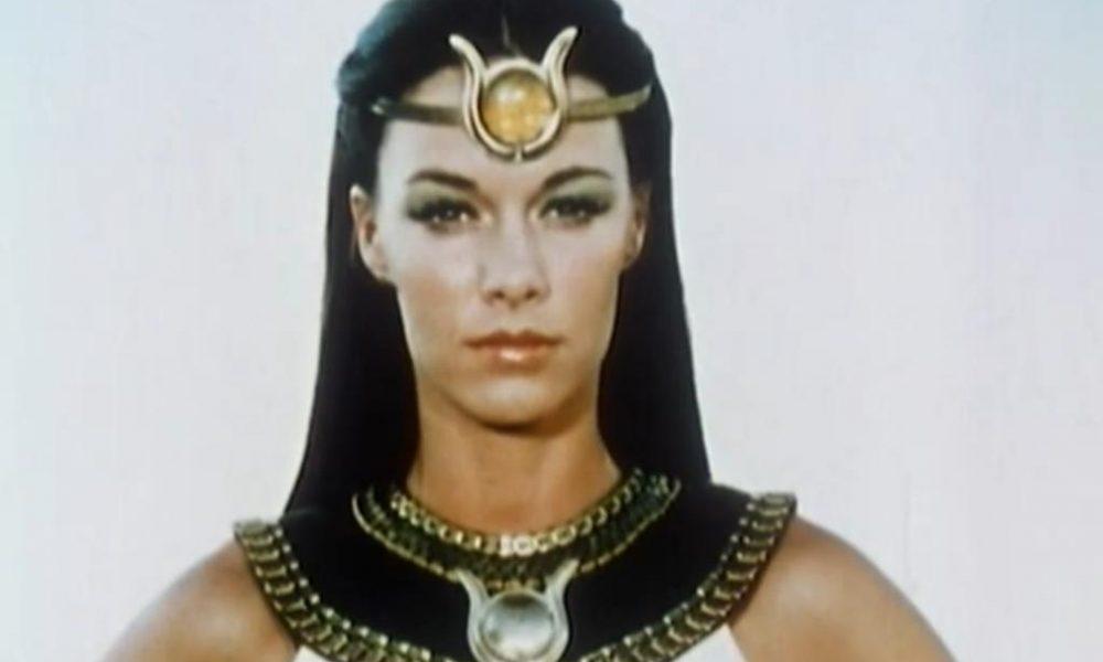 A Poderosa Isis – Filmation & DC Comics TV Series TV (1975 – 1976):