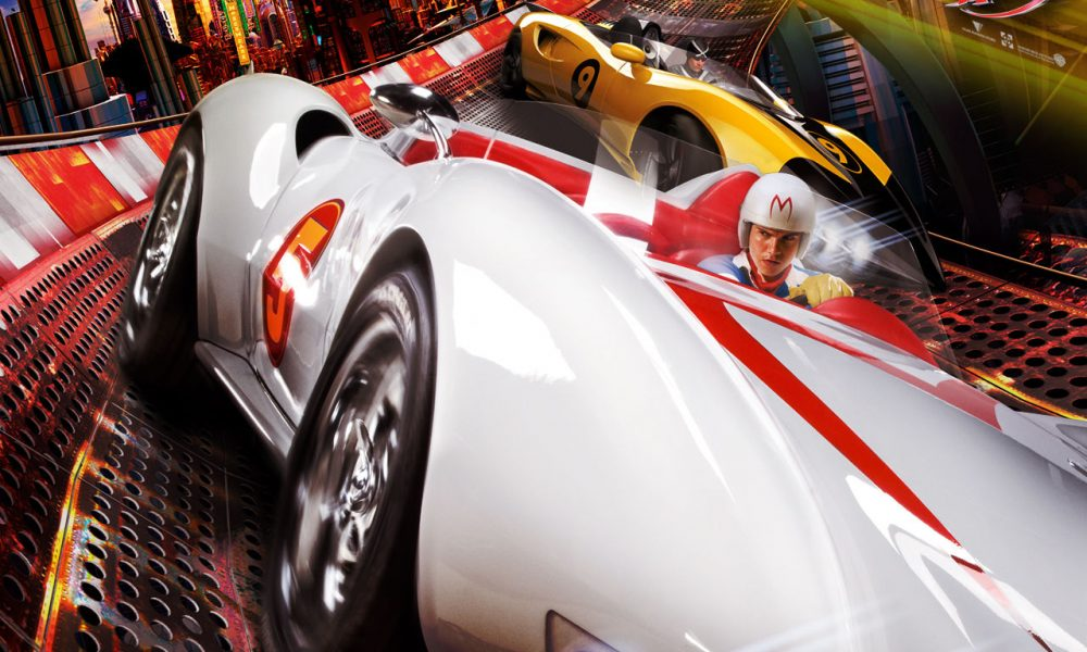 Speed Racer: Mangá, Anime, Game e Live Action
