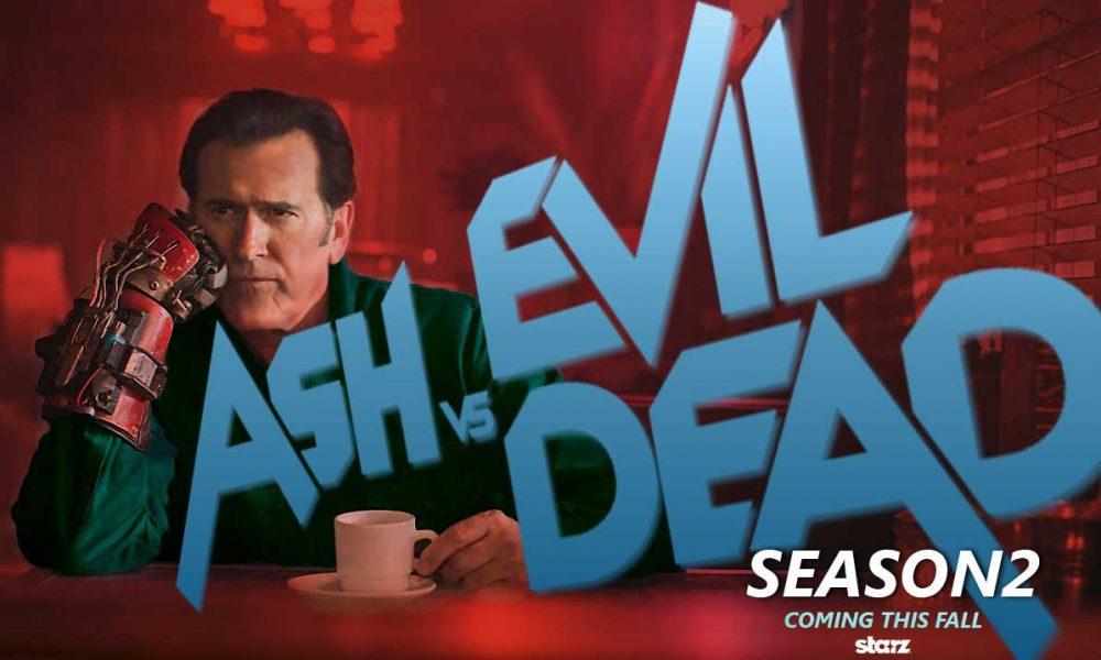 Ash vs Evil Dead (2ª temporada):