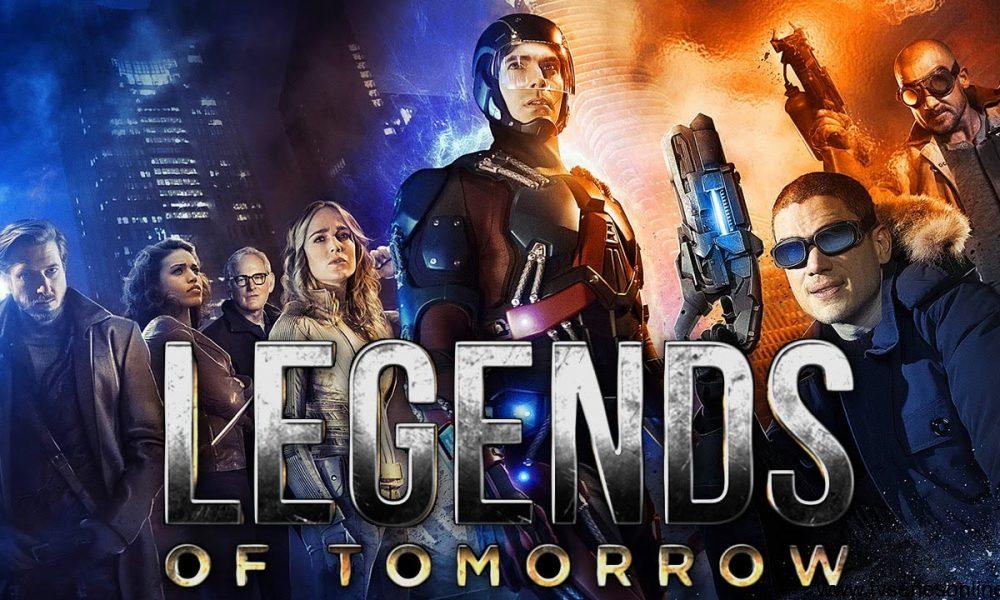 DC's Legends of Tomorrow (2ª temporada):