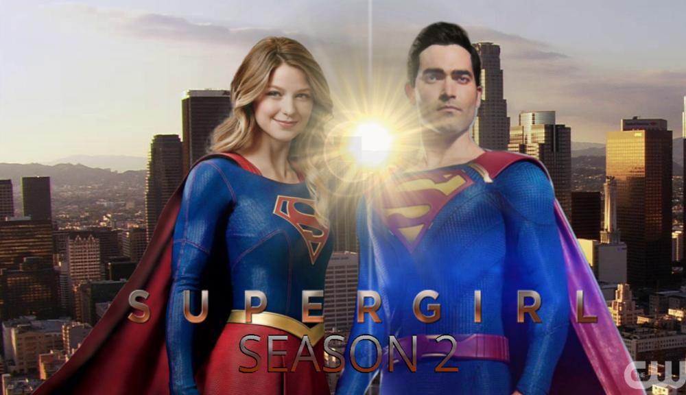 Supergirl (Segunda Temporada – 2016):