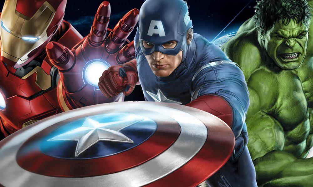 Homem de Ferro, Capitão América & Hulk: Animação Heroes United: