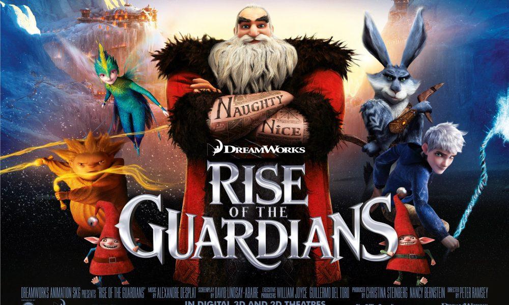 A Origem dos Guardiões (DreamWorks Animation – 2012):