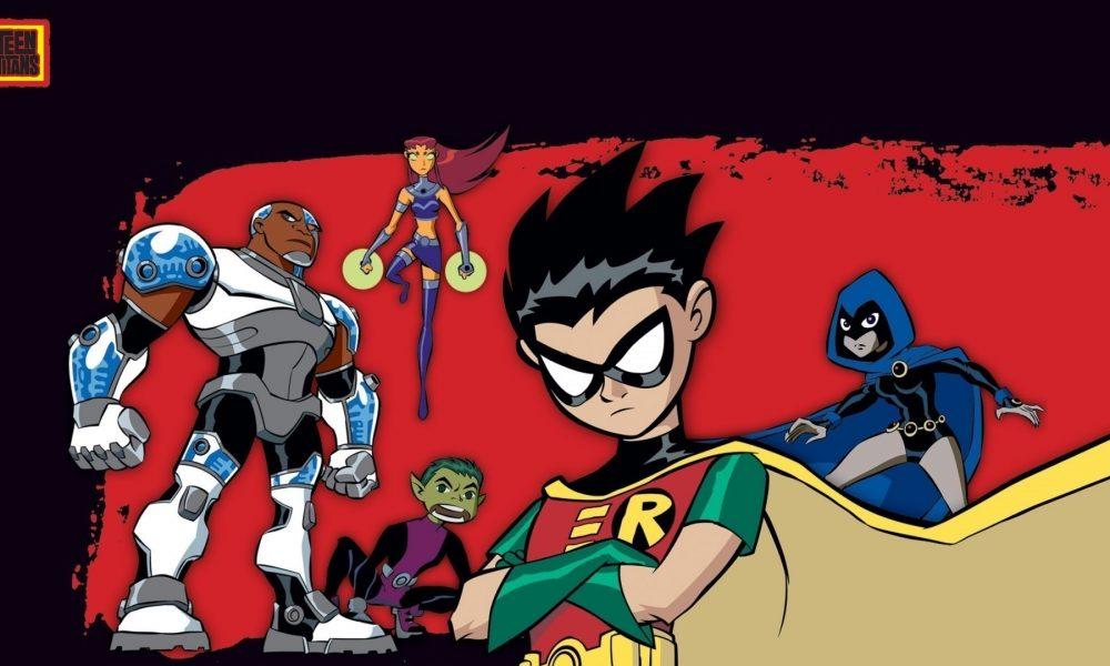 Teen Titans: Os Jovens Titãs na TV (2002 -2016):