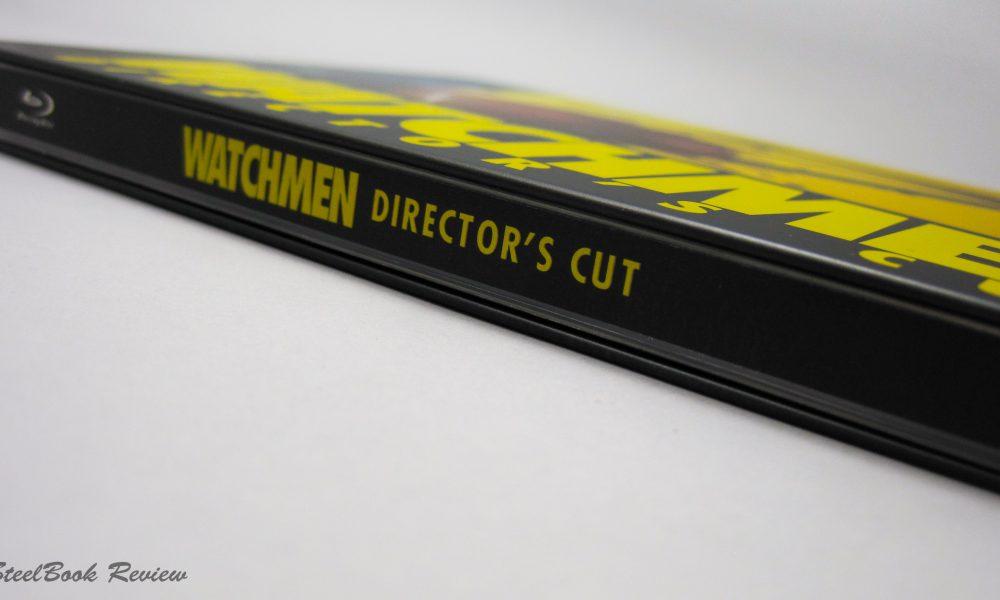 "The ""Watchmen"" by Zack Snyder (Versão Estendida Blu Ray):"