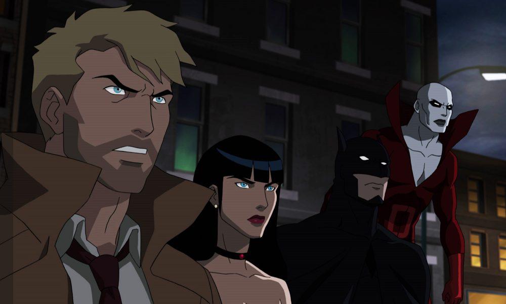 Liga da Justiça Sombria (Animação 2017):