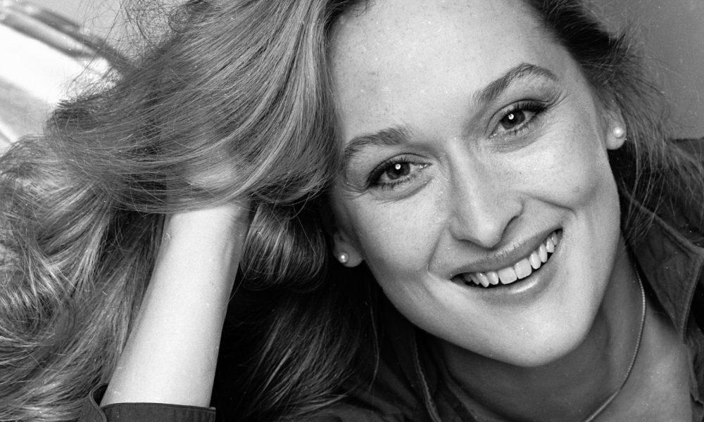 A dama Meryl Streep