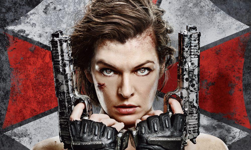Resident Evil: The Final Chapter de Paul W. S. Anderson, Milla Jovovich e Olivia Jackson (2016):