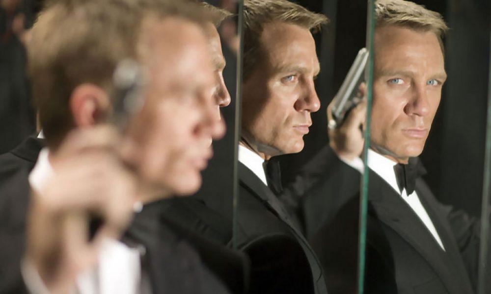 James Bond por Daniel Craig (2006 – 2015):