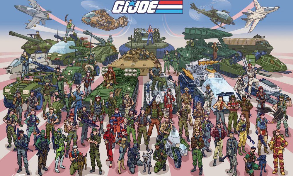 G.I. Joe: Da Animação a Franquia nos Cinemas.