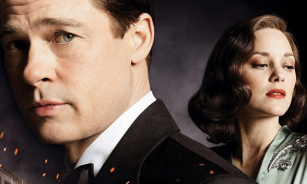 Aliados: O Cansativo Romance de Guerra de Zemeckis e Pitt.
