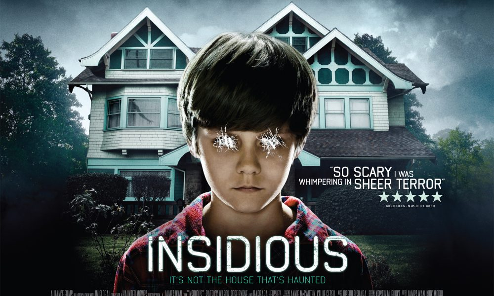 Insidius: A Franquia Sobrenatural de James Wan (2011 a 2015).