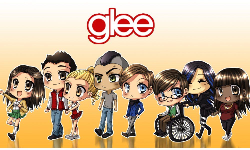 Glee: A Série que Todo Mundo cantou Junto.