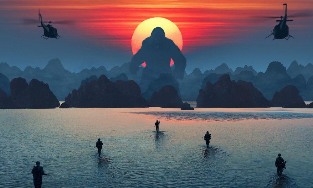 Kong: Ilha da Caveira – A Nova Versão do Velho Conto.