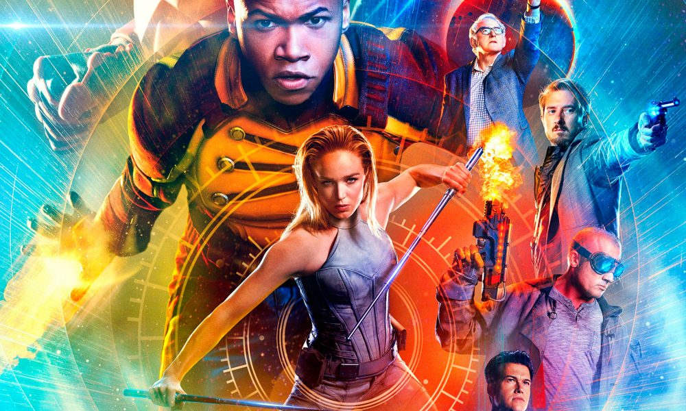 DC Legends of Tomorrow: The Reverse Point (Final Second Season)
