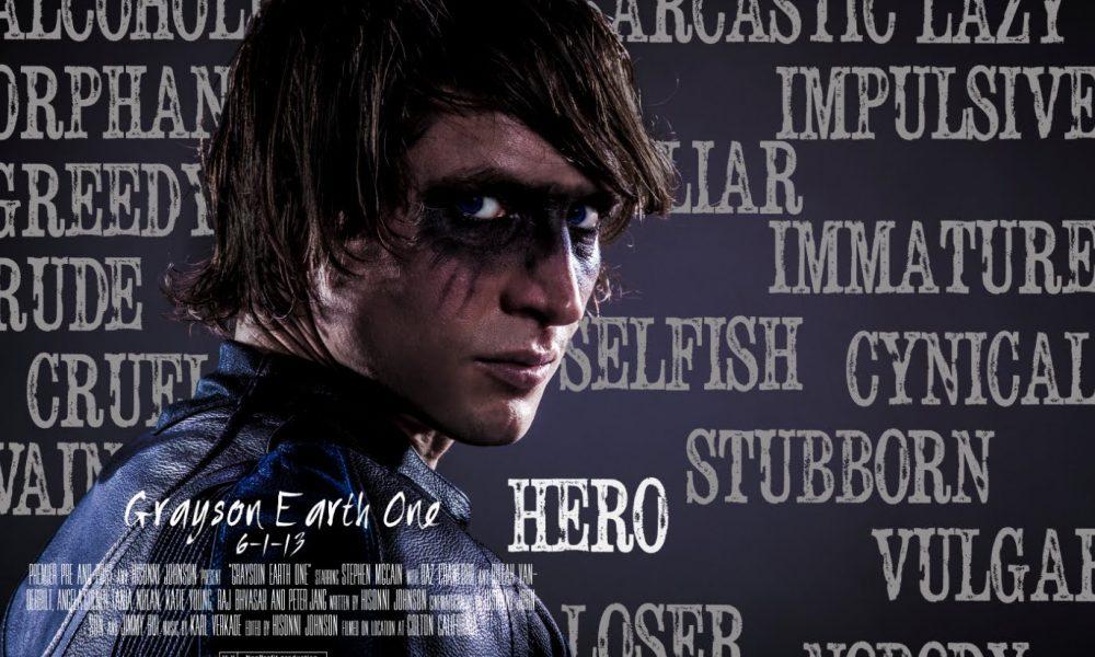 Web Séries Imperdíveis: Grayson Earth One – 1a Temporada