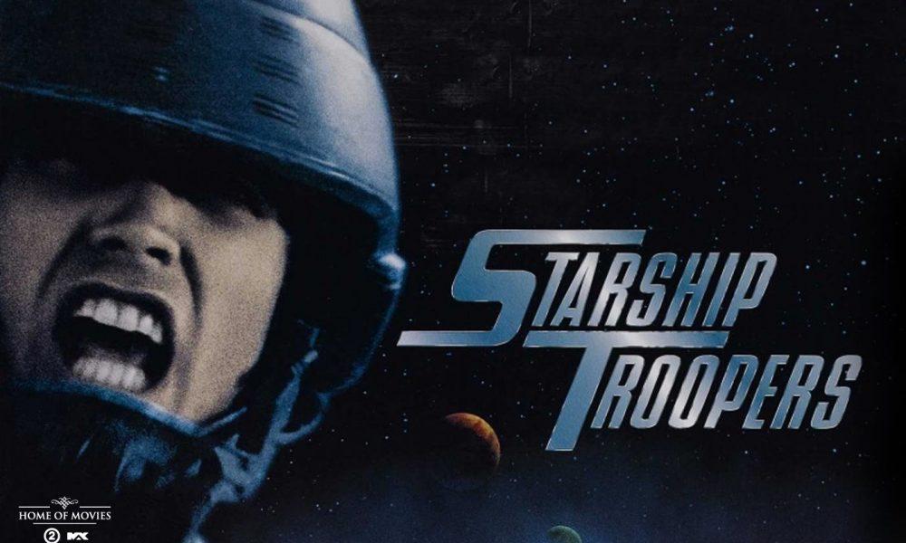 Starship Troopers – Tropas Estelares de Paul Verhoeven: Livros, Filmes, Games, HQs e Animações.
