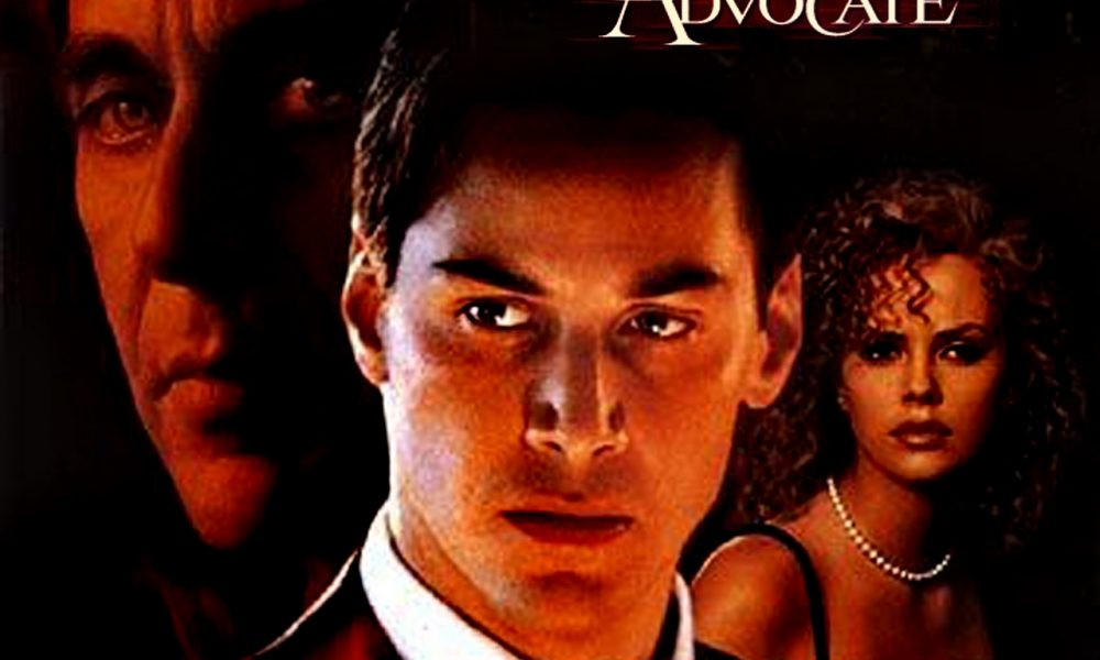 The Devil's Advocate: O Advogado do Diabo de Taylor Hackford, Al Pacino e Keanu Reeves.