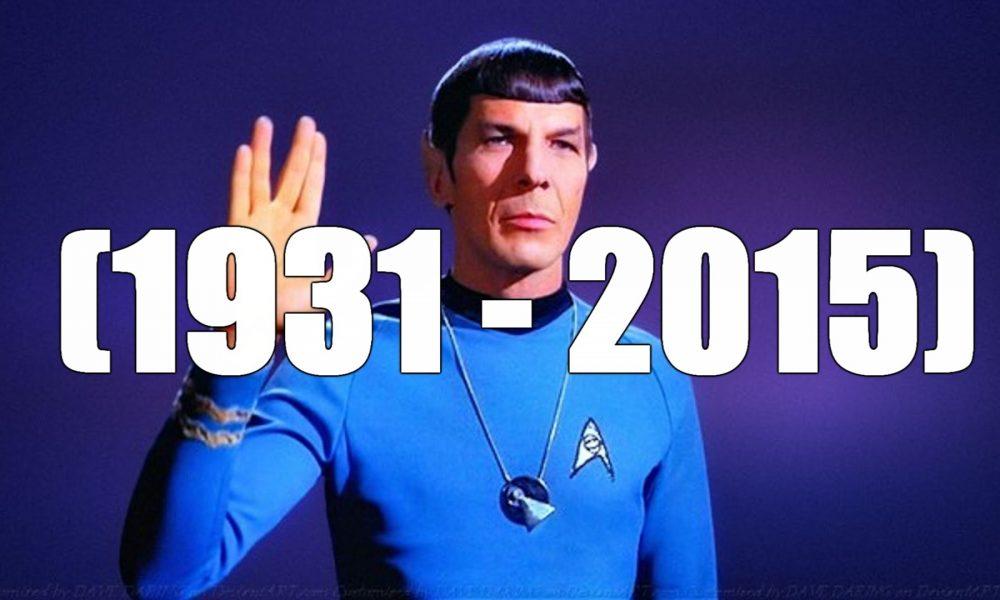 Star Trek Leonard Nimoy: O Adeus de Spock para o Mundo.
