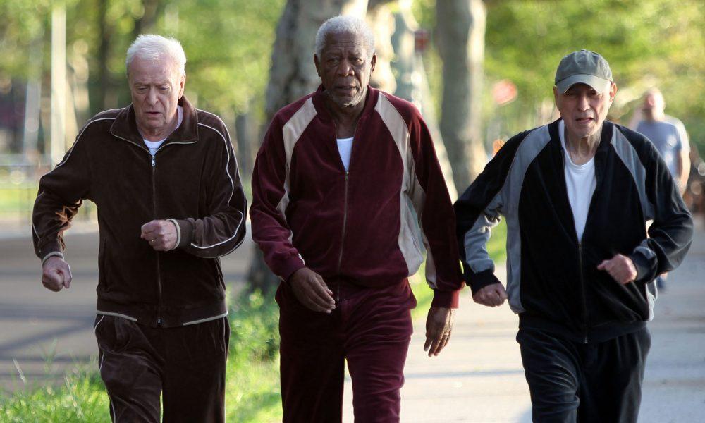 Despedida em Grande Estilo e o feliz encontro de três veteranos