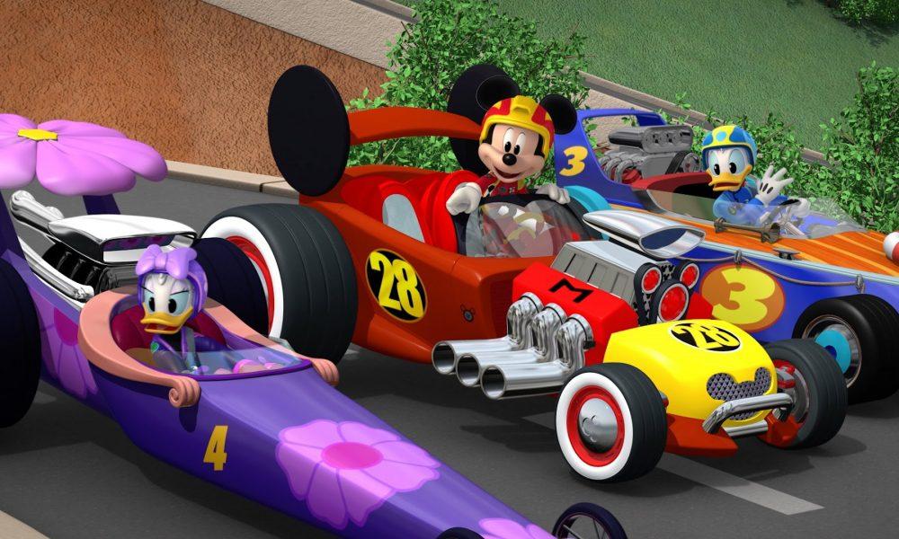 Mickey: Aventuras Sobre Rodas estreia em maio no Disney Channel