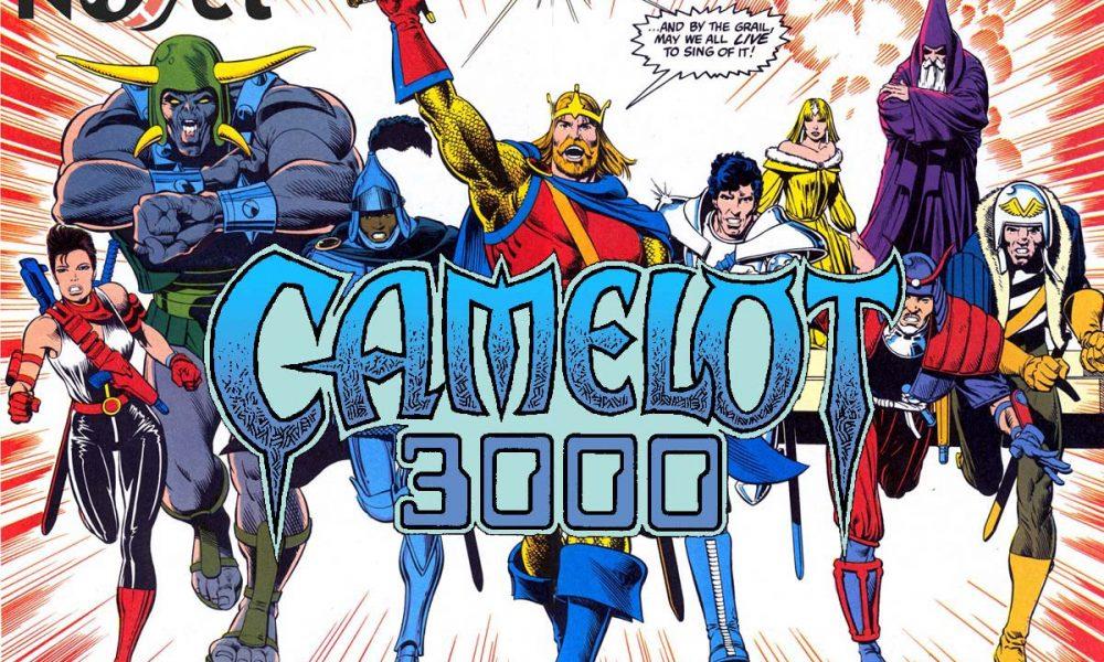 Camelot 3000. Resenha da consagrada graphic novel de Mike W. Barr e Brian Bolland.