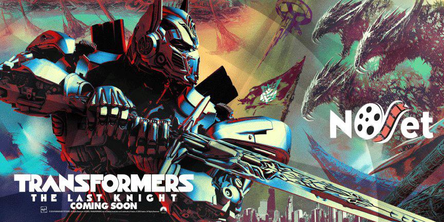 """Assistimos a 20 minutos de """"Transformers: o Último Cavaleiro""""!"""