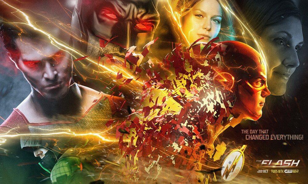 The Flash 3ª Temporada (Final Season 2017)